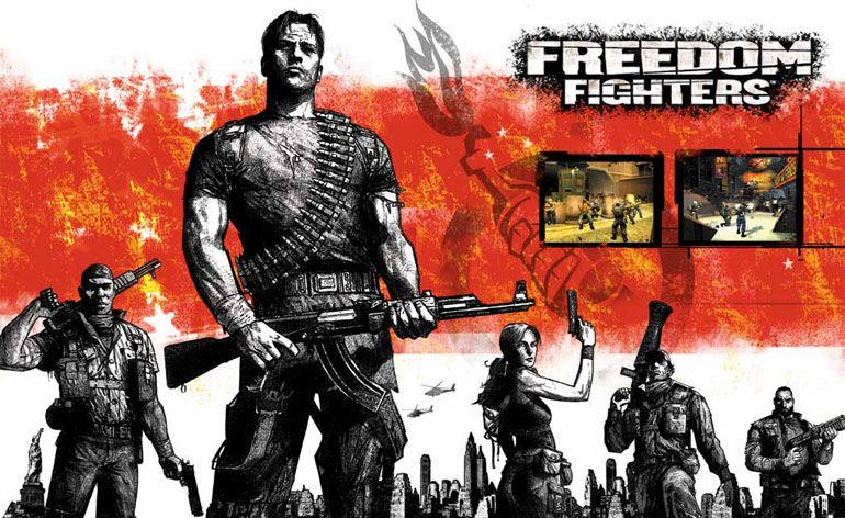 freedom fighters 2 game online play
