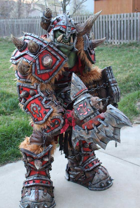 Amazing World of Warcraft Cosplay