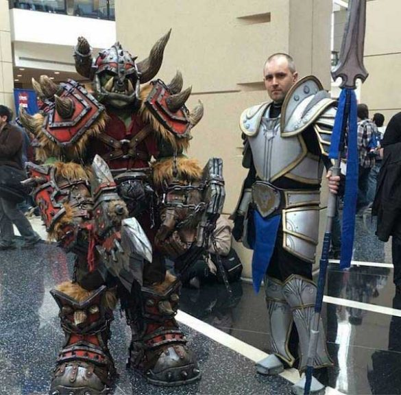 Amazing Word of Warcraft Cosplay