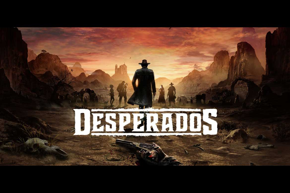 Desperados 3 Header