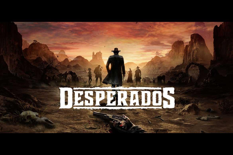 Desperados 3 Header
