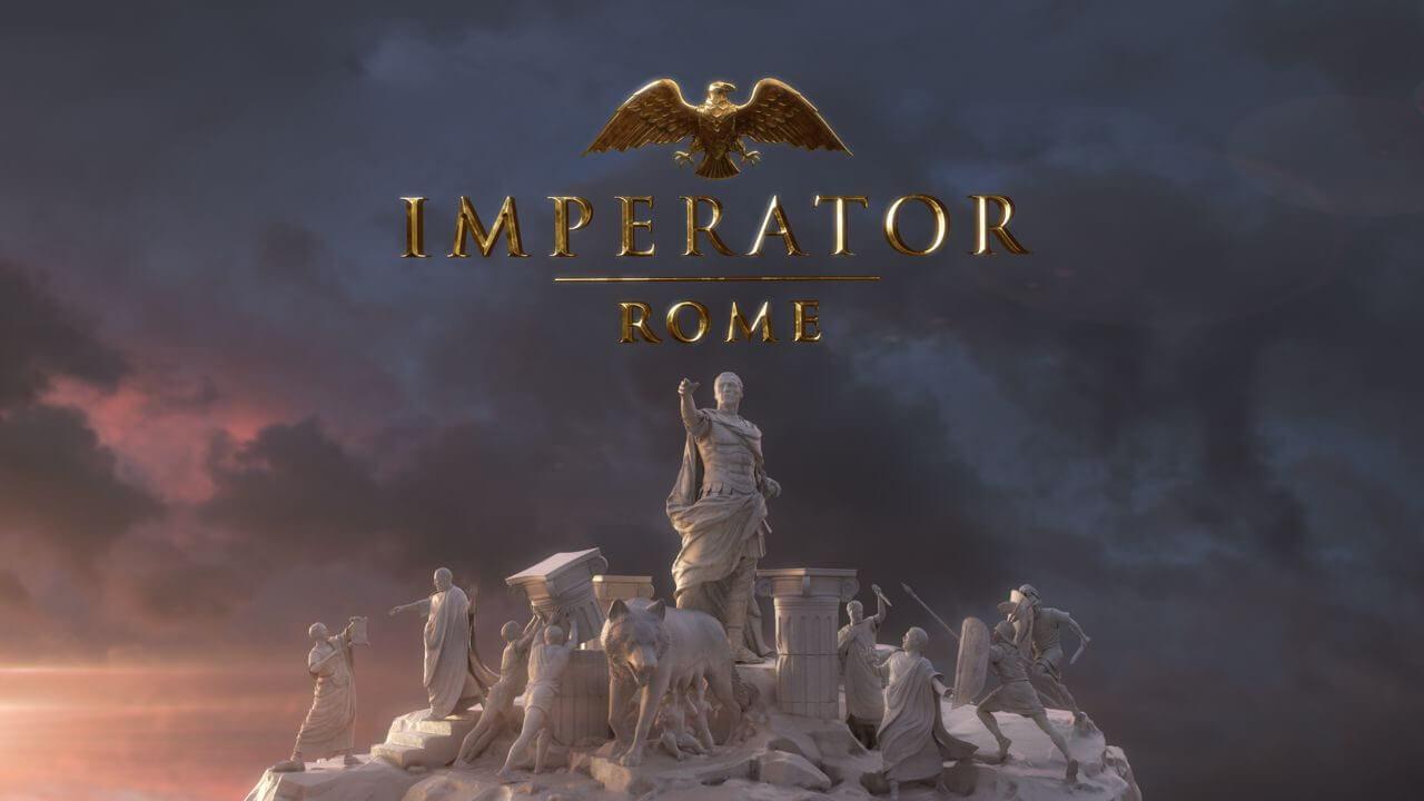 Imperator Rome cover
