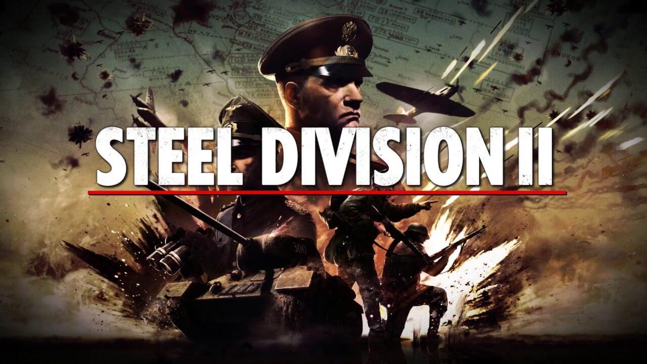 Steel Division 2 Header